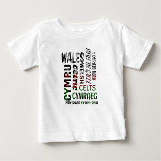 It's all about Wales Baby T-Shirt