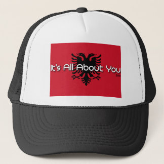 It's All About You Trucker Hat