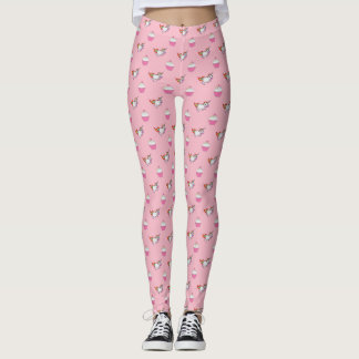 It's All Cupcakes and Unicorns! Leggings