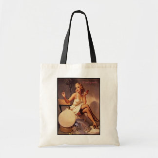It's All good Pin-up Budget Tote Bag