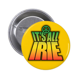 It's All Irie Pin