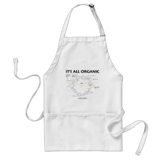 It's All Organic (Krebs Cycle / Citric Acid Cycle) Standard Apron