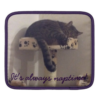 It's always naptime! iPad sleeve