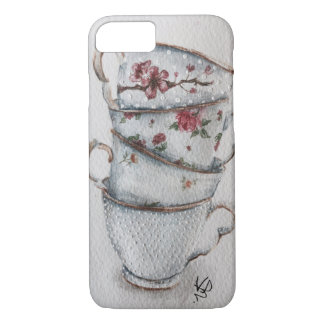 It's Always Tea Time iPhone 8/7 Case