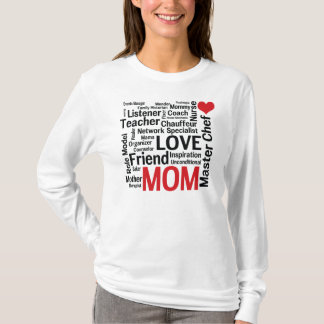 It's Amazing What Moms Can Do! Mothers Day Gift T-Shirt
