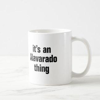 its an alvarado thing basic white mug