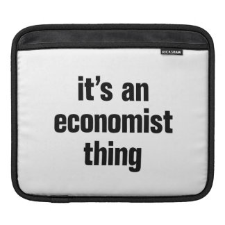 its an economist thing sleeve for iPads