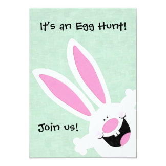 It's an Egg Hunt, Join us Easter Egg Hunt Invite