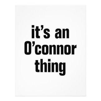"""its an occoner thing 8.5"""" x 11"""" flyer"""