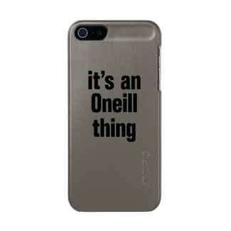 its an oneil thing incipio feather® shine iPhone 5 case