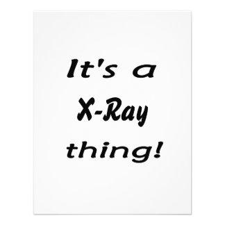 It's an X-Ray thing! It's a X Ray thing! Custom Invitations