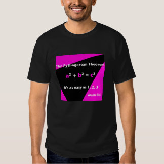 It's As Easy As 1, 2, 3 Fuschia Mens T-shirt