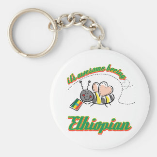 It's awesome beeing Ethiopian Key Ring