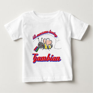 It's awesome beeing Gambian Shirts