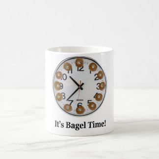 It's Bagel Time! Mugs