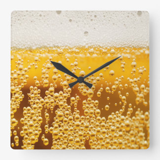 It's Beer:30 Square Wall Clock