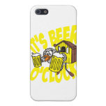 It's beer o'clock iPhone 5/5S covers