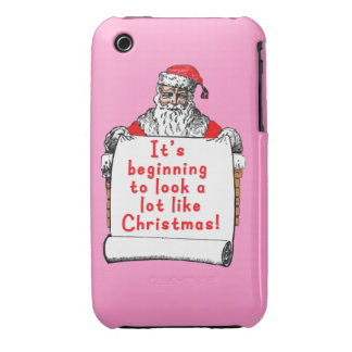 It's Beginning to Look a lot like Christmas iPhone 3 Covers