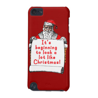It's Beginning to Look a lot like Christmas iPod Touch 5G Cases