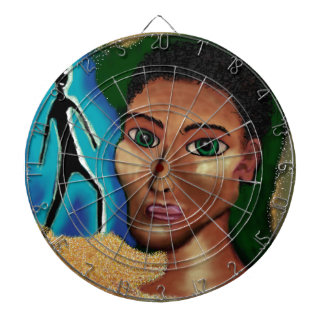 It's Behind You! Dartboard
