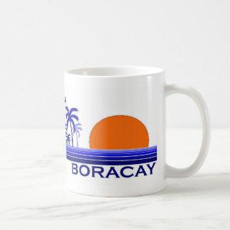 Its Better in Boracay Basic White Mug