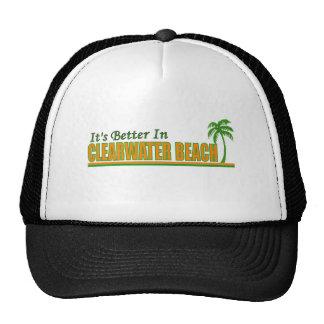 Its Better in Clearwater Beach Trucker Hat