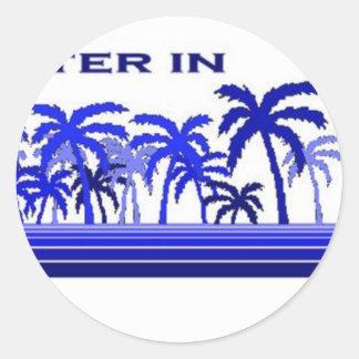 Its Better in Guam Sticker