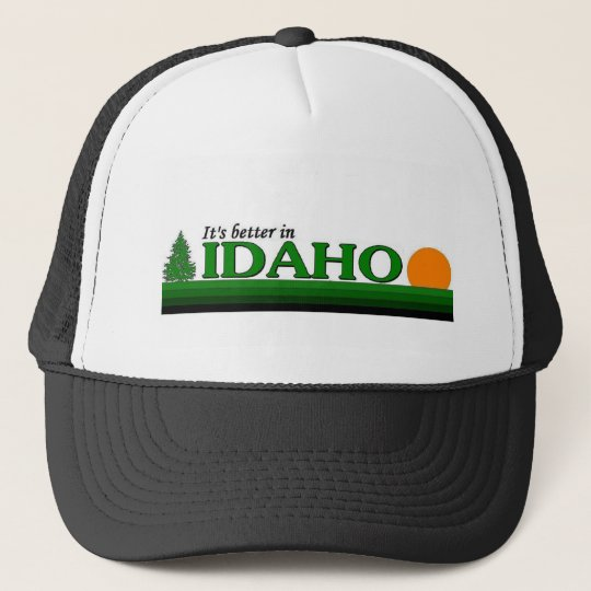 Its Better in Idaho Cap