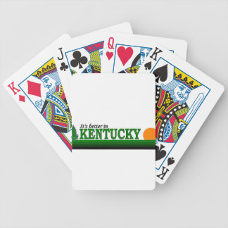 Its Better in Kentucky Deck Of Cards