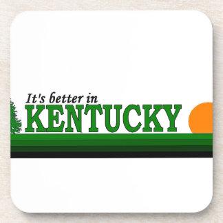 Its Better in Kentucky Drink Coasters