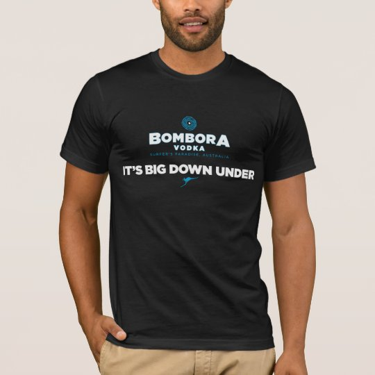 It's Big Down Under T-Shirt