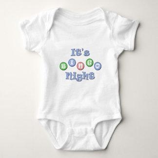 It's Bingo Night Baby Bodysuit