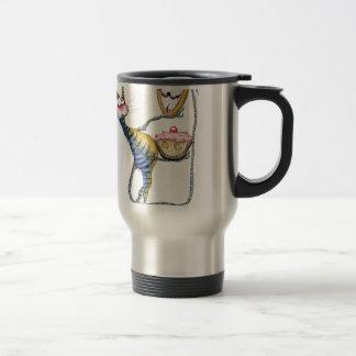 it's cake time, tony fernandes travel mug