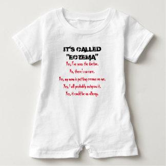 It's Called Eczema Baby Bodysuit