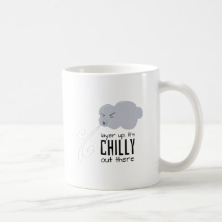 Its Chilly Coffee Mugs