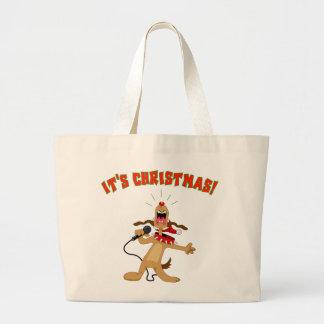 It's Christmas! Jumbo Tote Bag