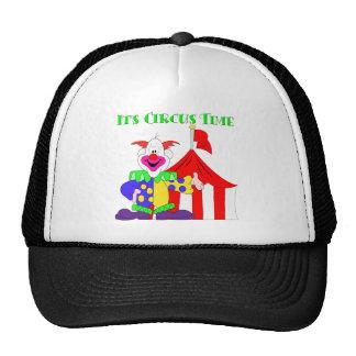Its Circus Time Cap