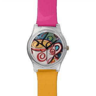 It's Coffee Time! Wristwatch