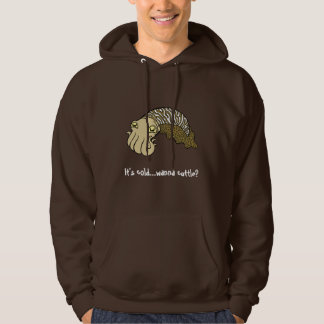 It's cold...wanna cuttle? hoodie