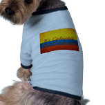 """""""It's Colombia, Not Columbia"""" Pet Tee Shirt"""