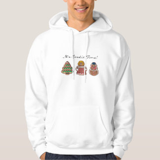 It's Cookie Time Gingerbread Shirt