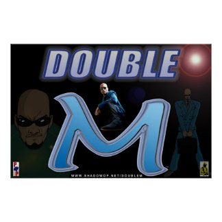 It's Double M! Posters