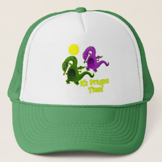 It's Dragon Time Trucker Hat