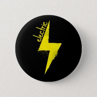 It's Electric! 6 Cm Round Badge