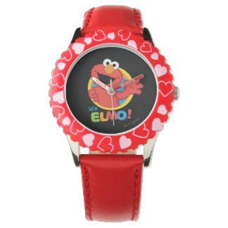 It's Elmo Watch