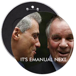 IT'S EMANUAL NEXT 6 CM ROUND BADGE