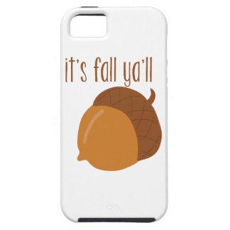 It's fall ya'll iPhone 5 cases