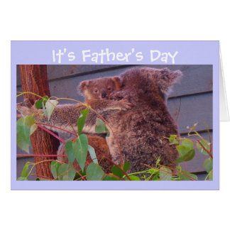 It's Father's Day Greeting Card