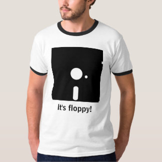 It's floppy! T-Shirt
