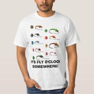 IT'S FLY O'OCLOCK SOMEWHERE T-Shirt